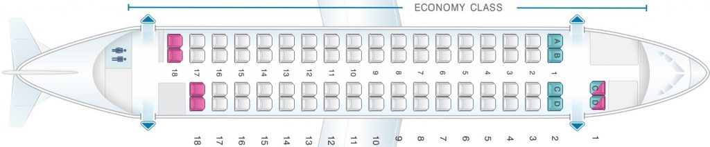 Seat Map and Seating Chart ATR 72 500 V2 Finnair NORRA Nordic Regional Airlines.jpg