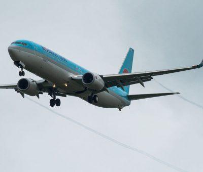 Boeing 737 9B5ERWL Korean Air HL8223
