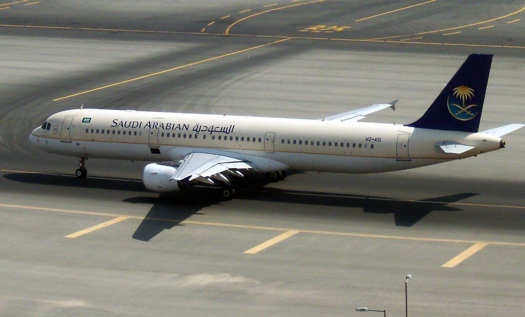 Airbus A321 211 HZ ASI Saudia