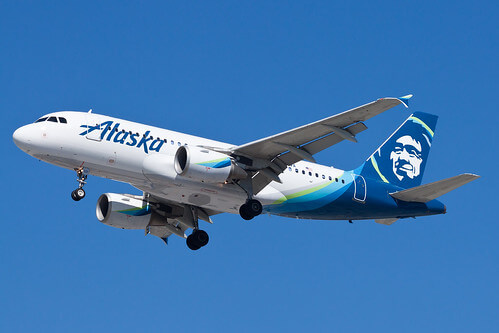 Alaska Airlines Airbus A319 112 N521VA
