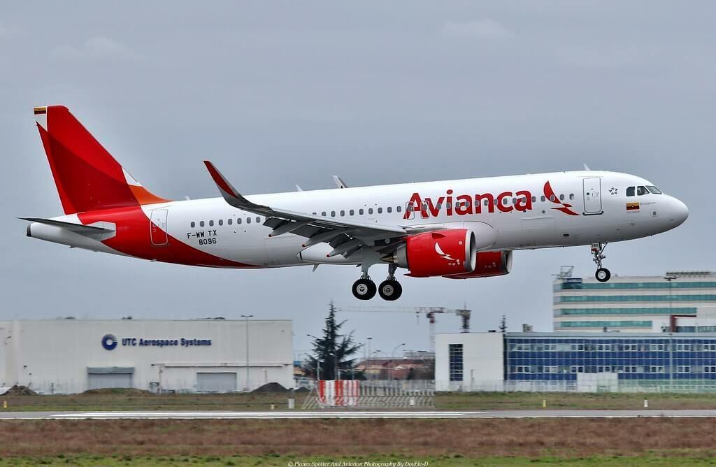Avianca Airbus A320 251 NEO N766AV