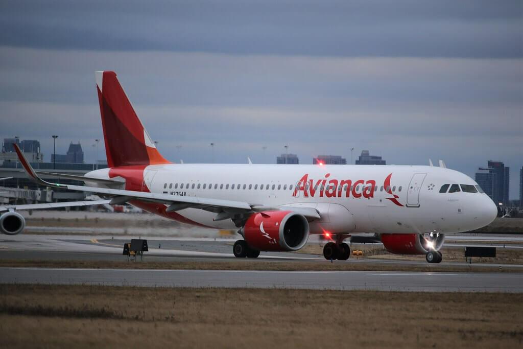Avianca Airbus A320 251 NEO N775AV at Toronto Pearson Airport
