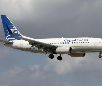 Boeing 737 7V3WL HP 1375CMP Copa Airlines at Miami International Airport