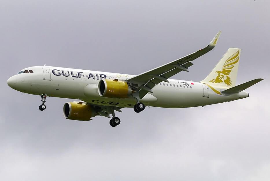 Gulf Air Airbus A320 251N A9C TC MSN 9030