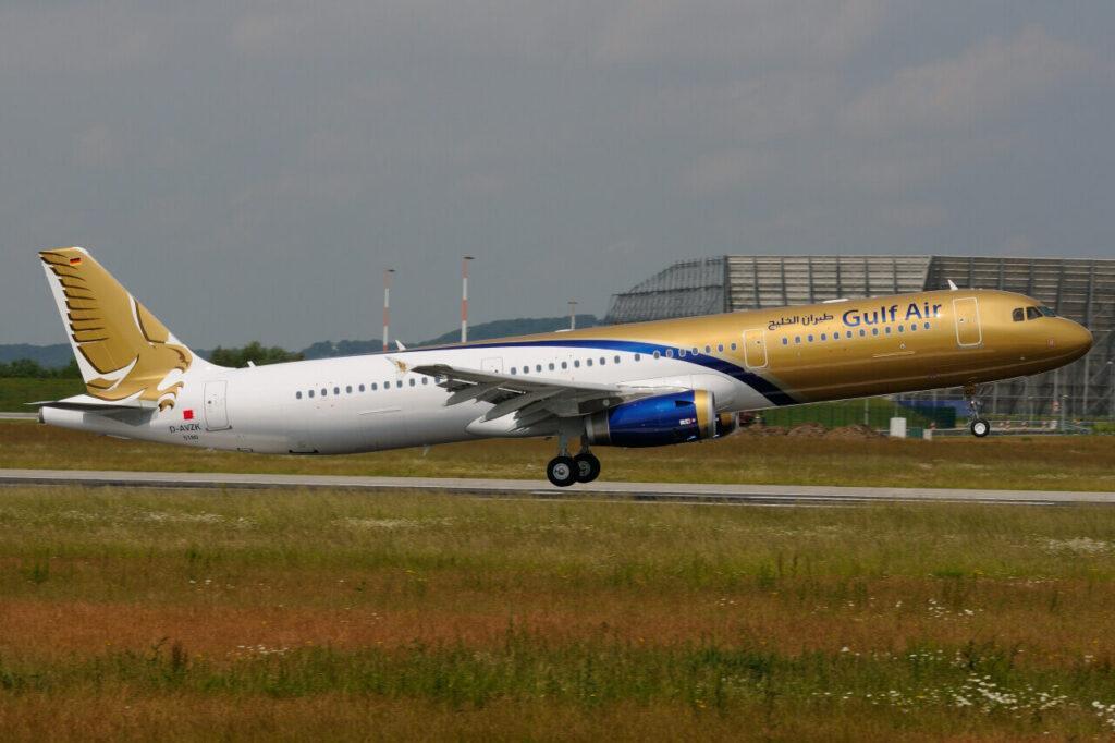 Gulf Air Airbus A321 231 A9C CC MSN 5180