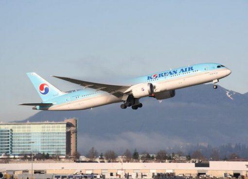 Korean Air Boeing 787 9 Dreamliner HL8081
