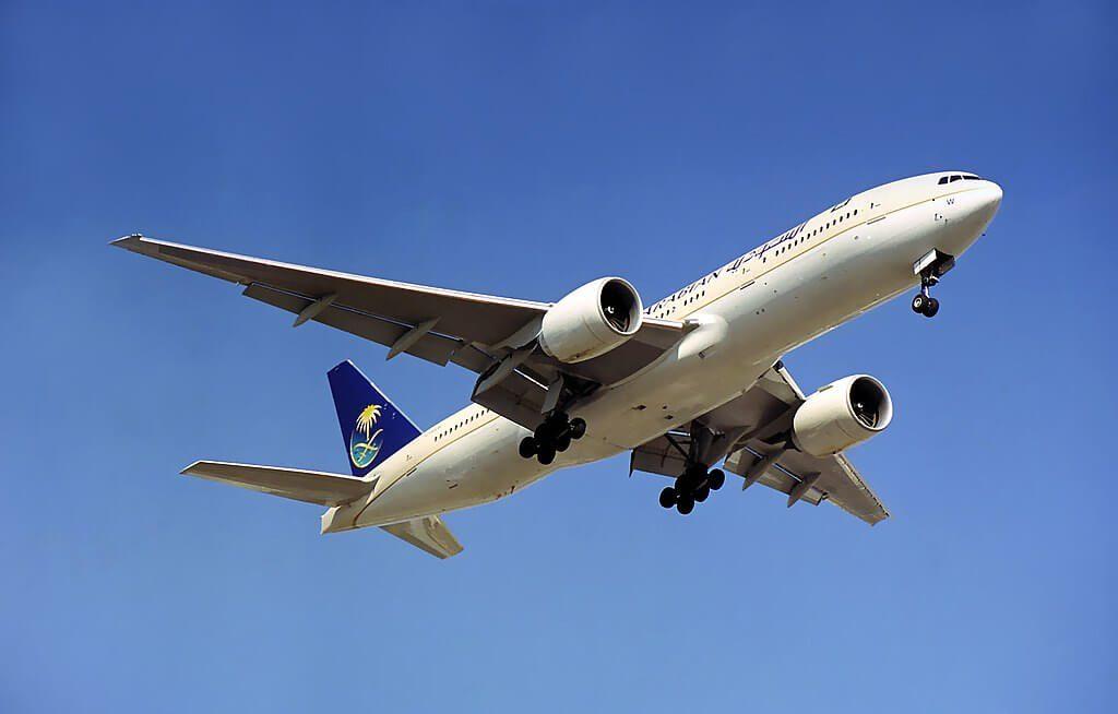 Saudia Boeing 777 268ER HZ AKW