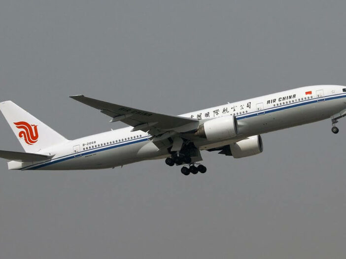Boeing 777 2J6 B 2068 Air China at Beijing Capital International Airport