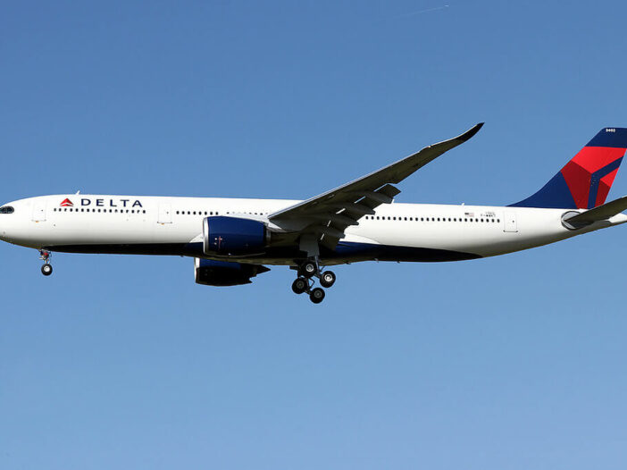 Delta Air Lines N402DX Airbus A330 941neo