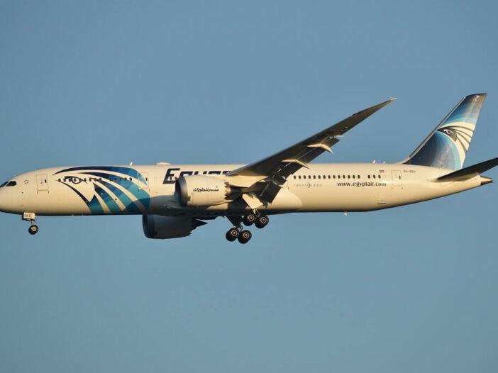 Egyptair SU GES Boeing 787 9 Dreamliner