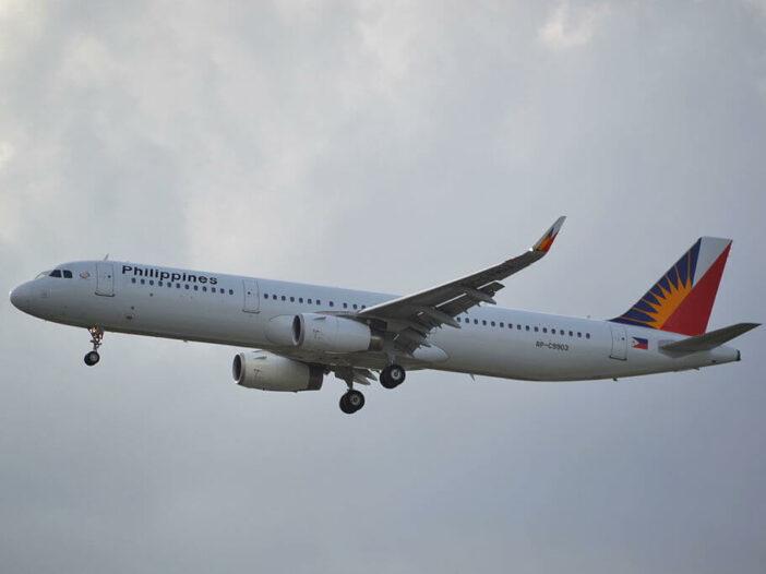 RP C9903 Airbus A321 231WL Philippine Airlines at Suvarnabhumi International Airport