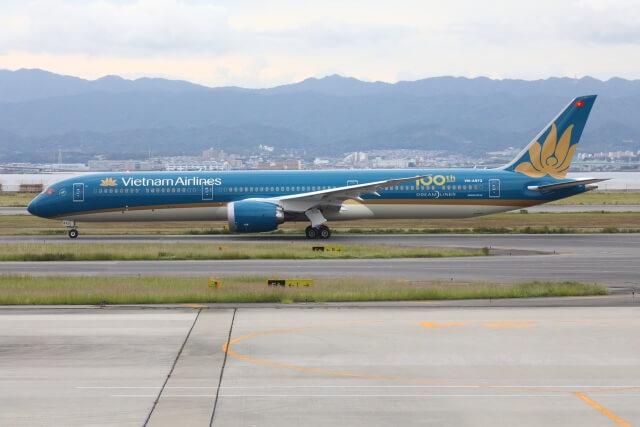 Boeing 787 10 Dreamliner VN A873 Vietnam Airlines