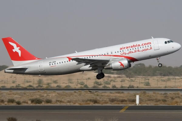 Air Arabia A6 ANA Airbus A320 200
