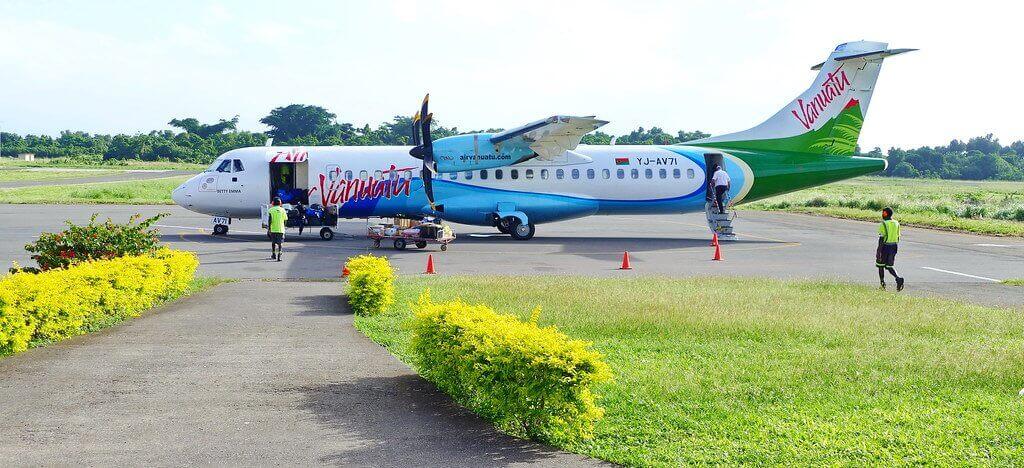 Air Vanuatu ATR 72 500 YJ AV71