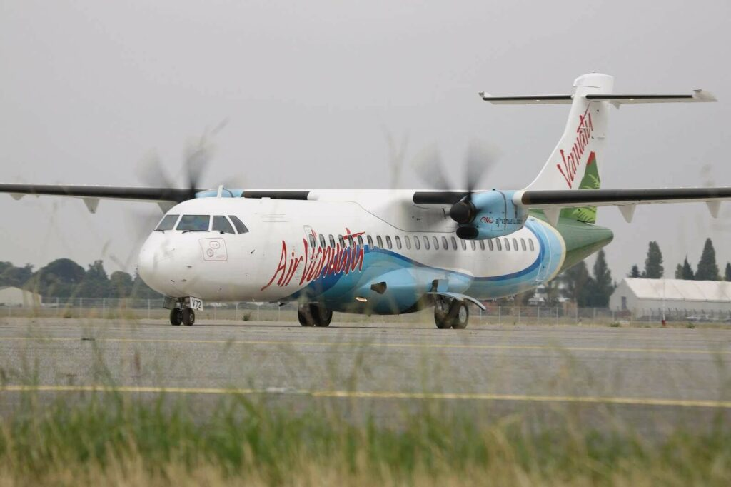 Air Vanuatu Fleet ATR 72