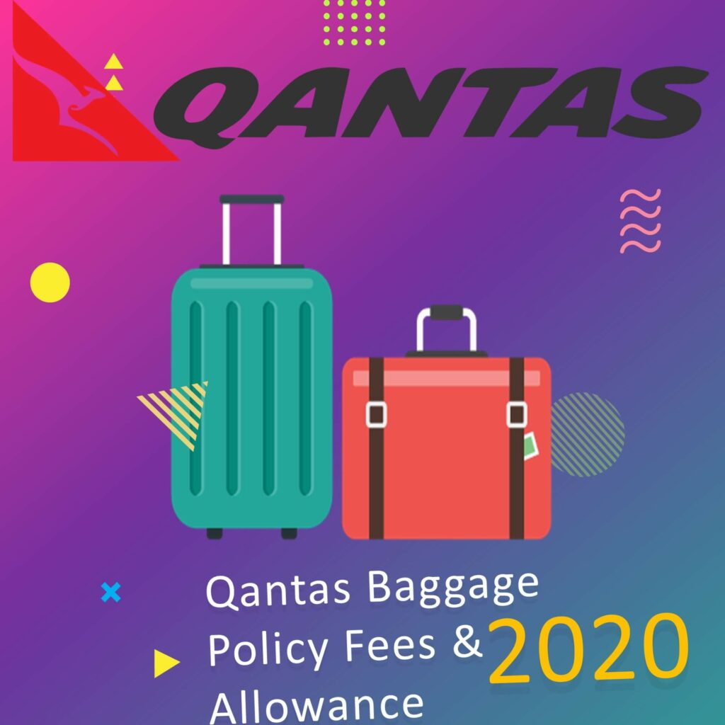 Qantas Baggage Policy Fees Allowance