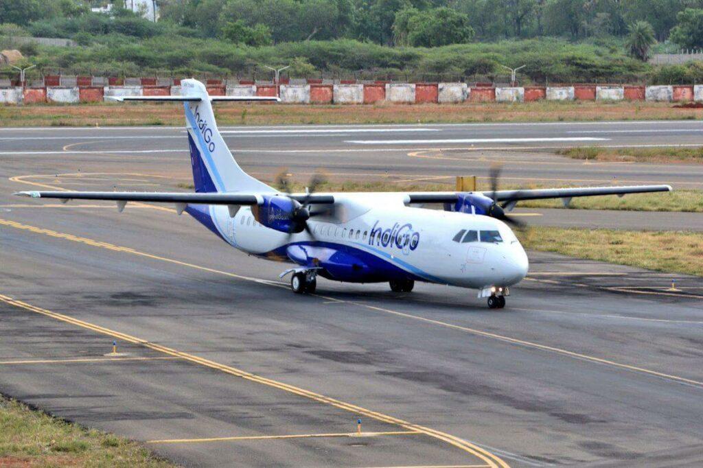 ATR 72 600 VT IYI IndiGo