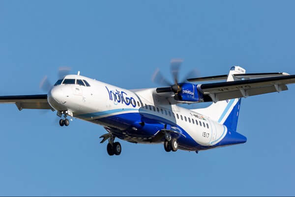 VT IYK IndiGo ATR 72 600