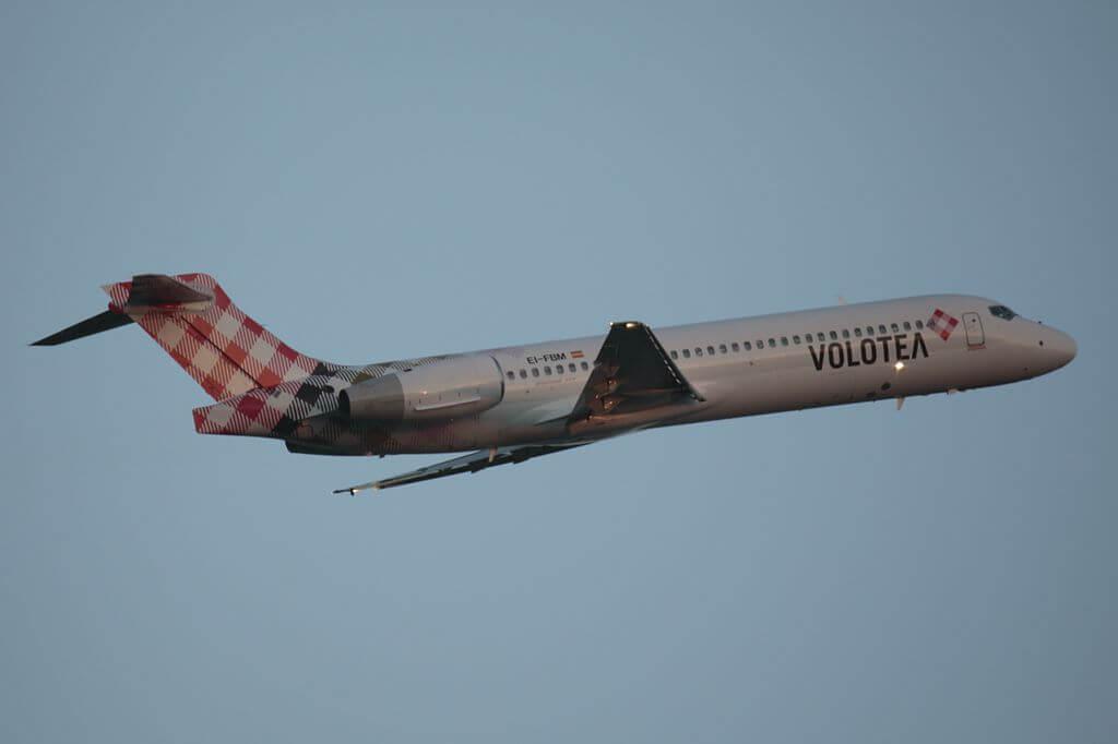 Volotea EI FBM Boeing 717 2BL