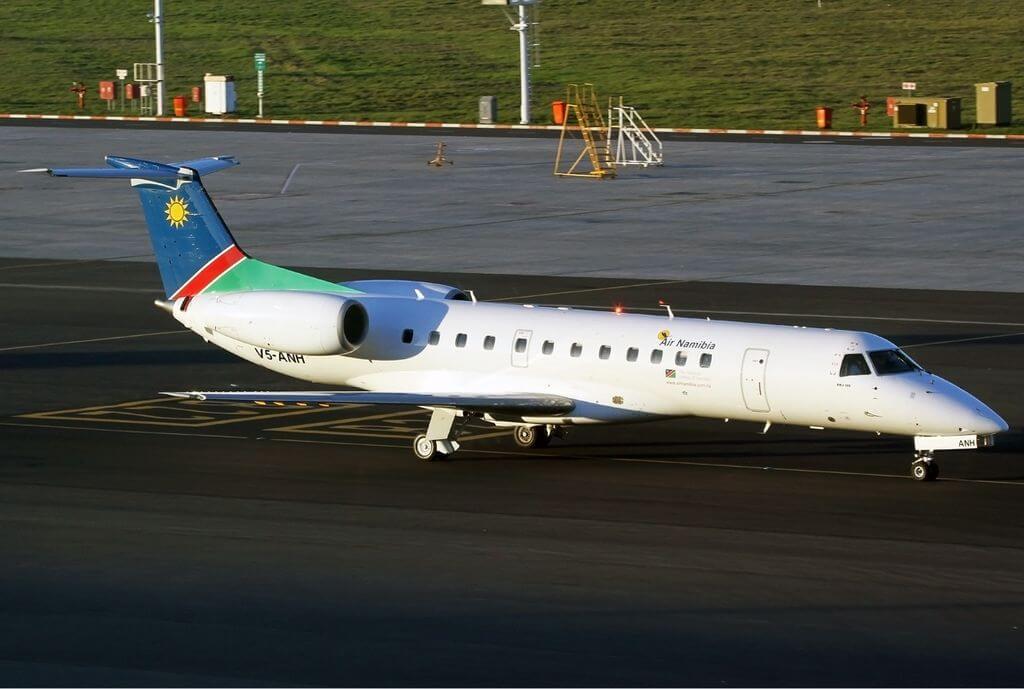 Air Namibia ERJ 135ER V5 ANH