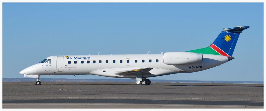 Air Namibia Embraer ERJ 135ER V5 ANI